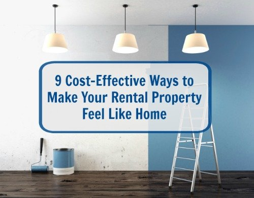 9 cost effective ways to make your rental property feel for Cost to build a house in maryland
