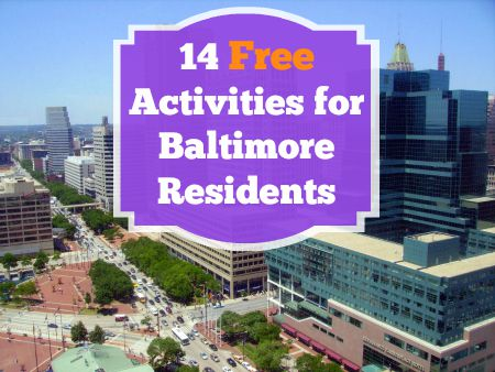 An analysis of the beautiful city of baltimore maryland